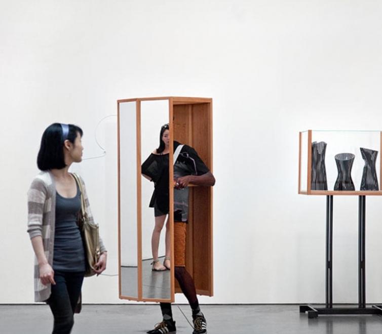 Josiah McElheny at the Carpenter Center for Visual Arts