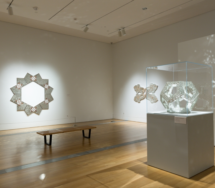 Monir Shahroudy Farmanfarmaian at Grand Rapids Art Museum
