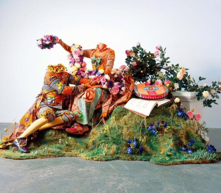 Yinka Shonibare at Daegu Art Museum