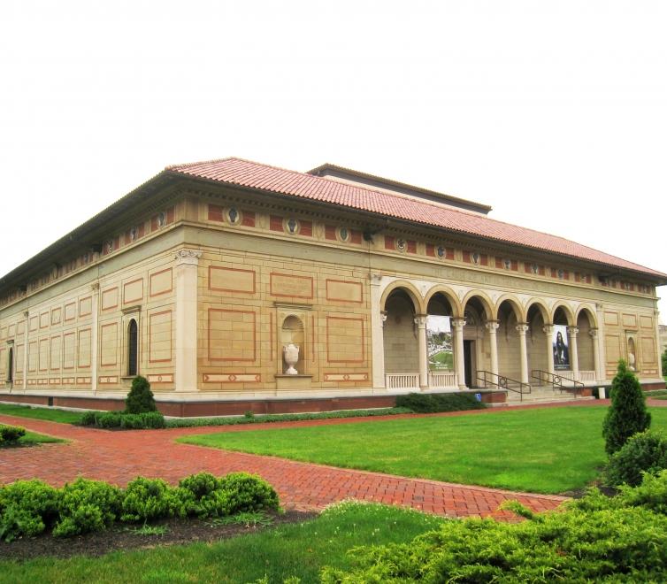 Yun-Fei Ji at Allen Memorial Art Museum