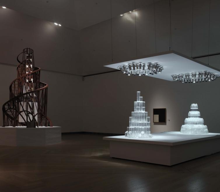 Josiah McElheny at Moderna Museet