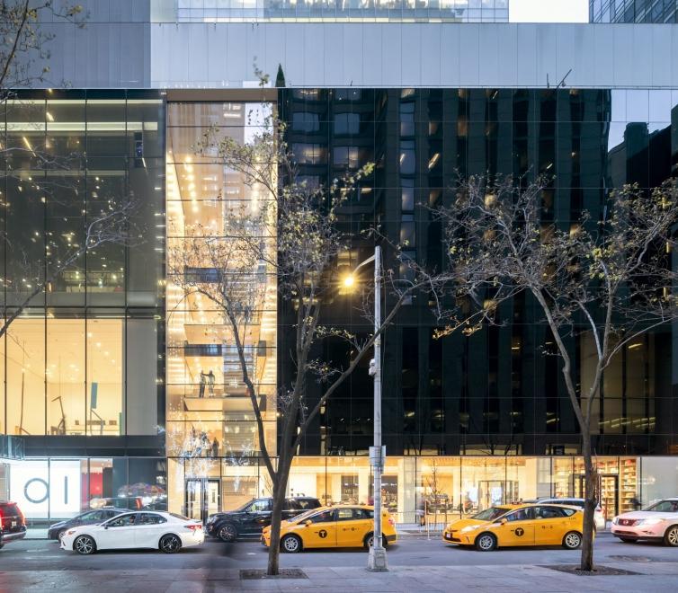 Lee Mullican at MoMA