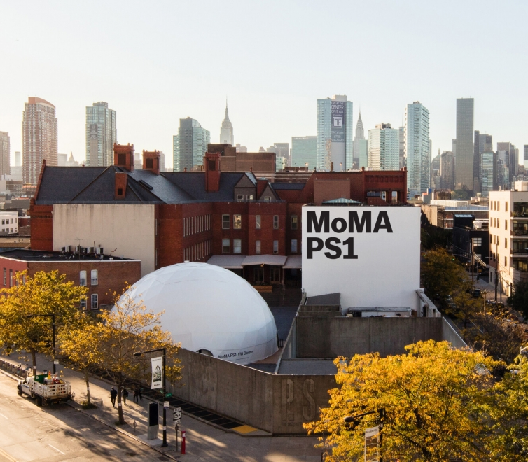 Christopher Myers at MoMA PS1