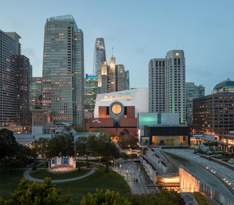 Matthew Ritchie at San Francisco Museum of Modern Art