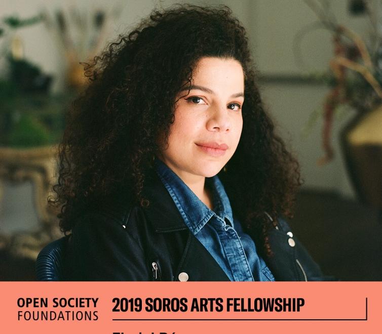 Firelei Báez Awarded 2019 Soros Art Fellowship by Open Society Foundation