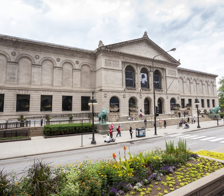 Christopher Myers at Art Institute of Chicago