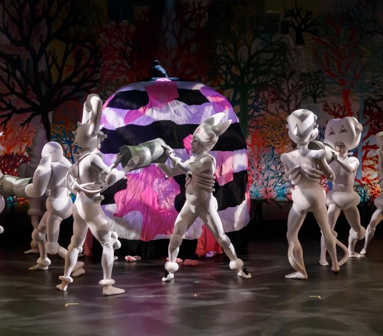 Ballet Austin presents Trenton Doyle Hancock's Cult of Color: Call to Color