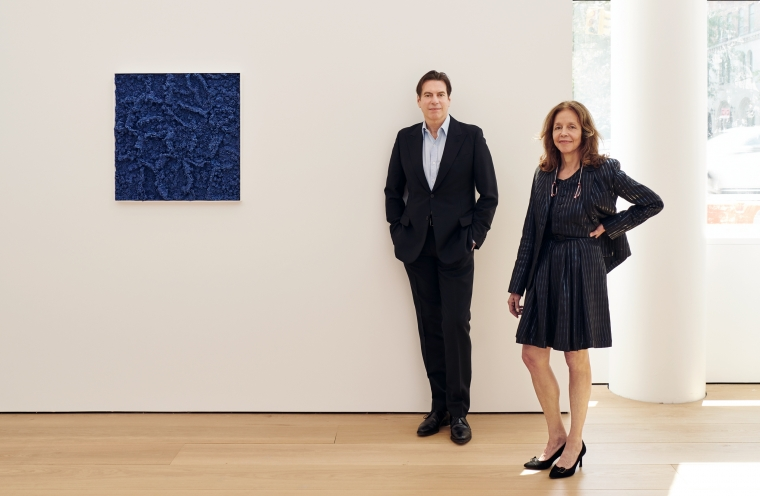 Lehmann Maupin Has Inked an Exclusive Partnership With Gemini to Accept Cryptocurrency for Art