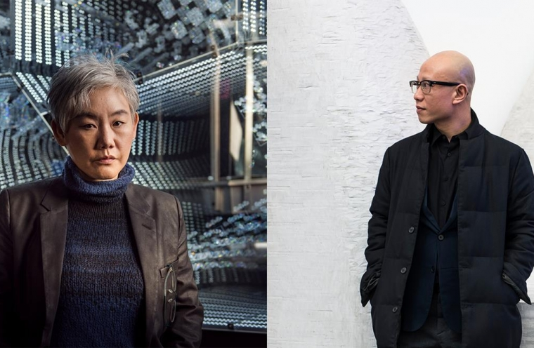 Lee Bul and Liu Wei in the Venice Biennale