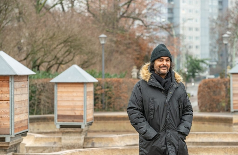 Artist Kader Attia Will Curate the Next Berlin Biennial