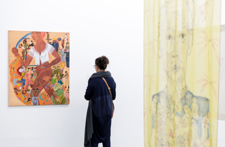 Cecilia Vicuña: Solo Exhibitions Around the World