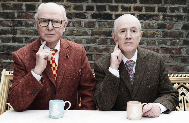 In the studio with… Gilbert & George