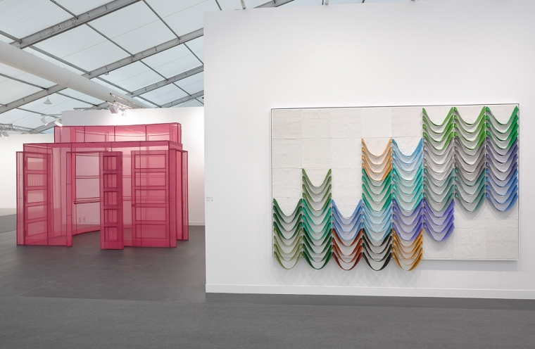 The 15 Best Booths at Frieze London 2021