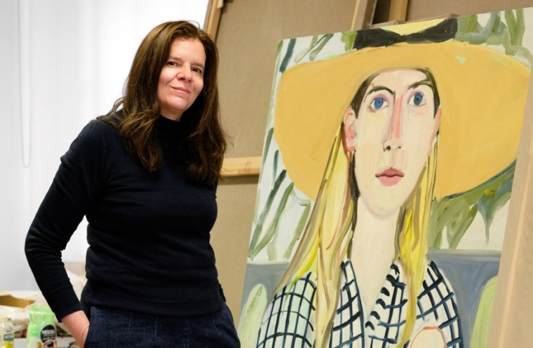 Lehmann Maupin Now Represents Chantal Joffe in Asia