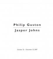 Philip Guston, Jasper Johns