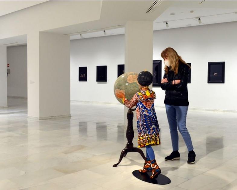Yinka Shonibare at Fundación Bancaja