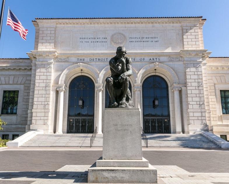 Elias Sime at Detroit Institute of Arts