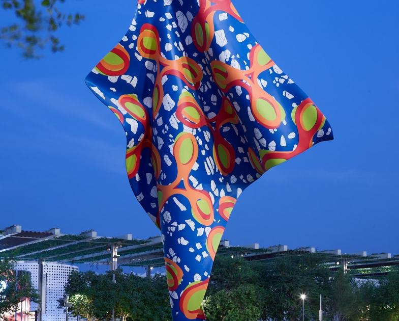 Yinka Shonibare in Expo Dubai