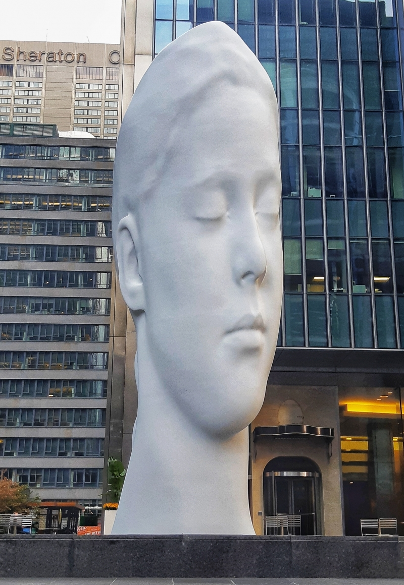 Artist Interview: Jaume Plensa, Dreaming, 2020