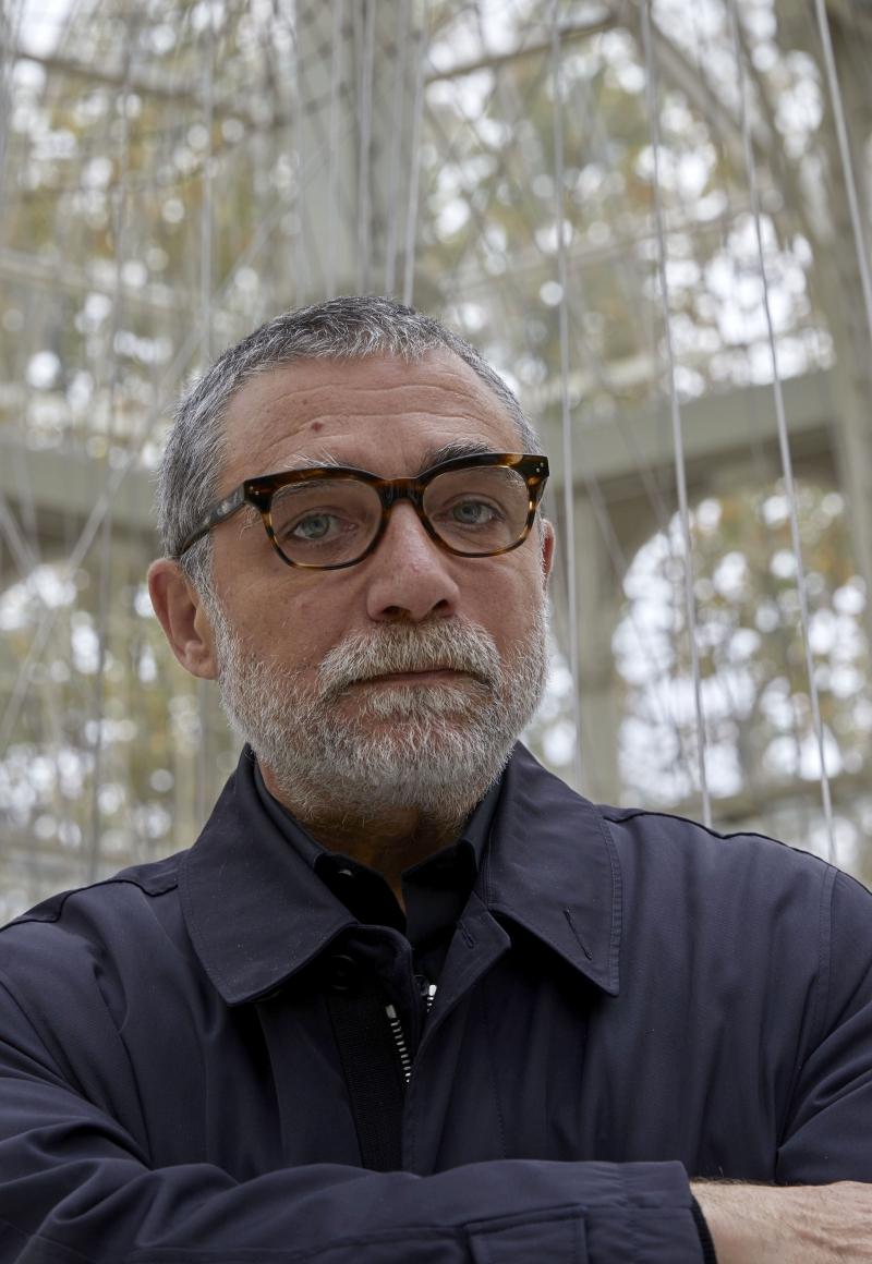 Jaume Plensa: Behind the Walls