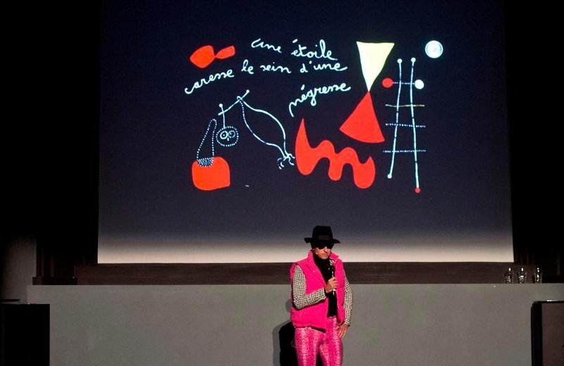 Joan Punyet Miró: Opening Performance