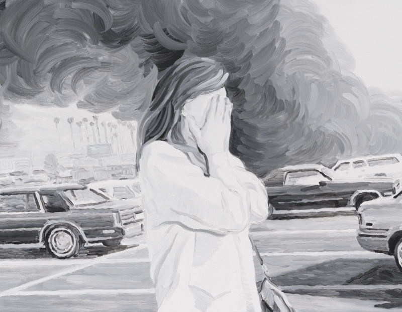 """Cynthia Daignault' s """"Elegy (Los Angeles)"""" Acquired by the Dallas Museum of Art"""