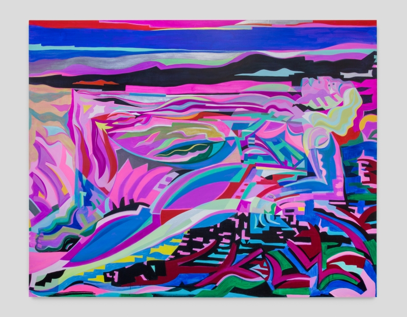 """Mira Dancy's """"Stacked Skies"""" Acquired by The Columbus Museum of Art"""