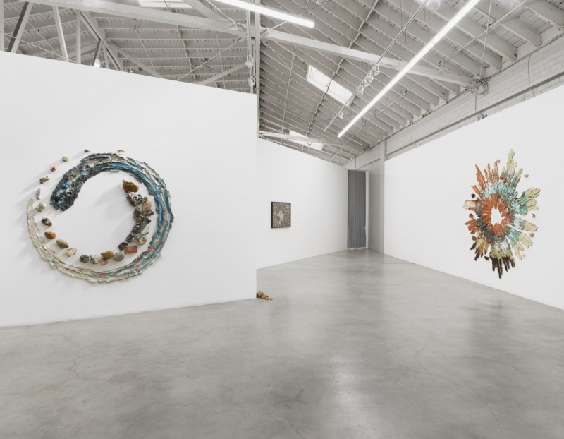 "Brie Ruais' ""Spiraling Open and Closed Like an Aperture"" reviewed in Artillery"