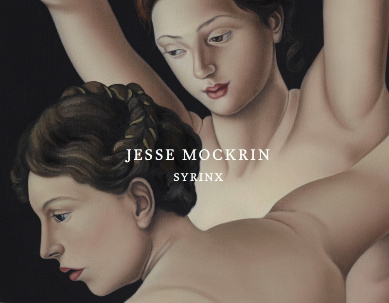 "Jesse Mockrin's ""Syrinx"" Catalogue Now Available – PLUS Book Signing at LA Art Book Fair"