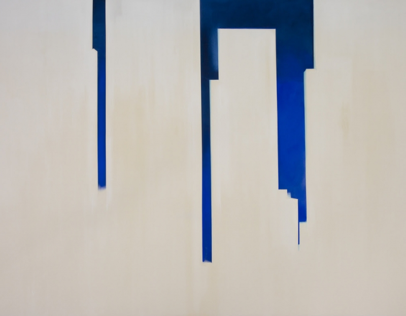 """Wanda Koop's """"In Absentia (Deep Blue–White)"""" Acquired by the Dallas Museum of Art"""