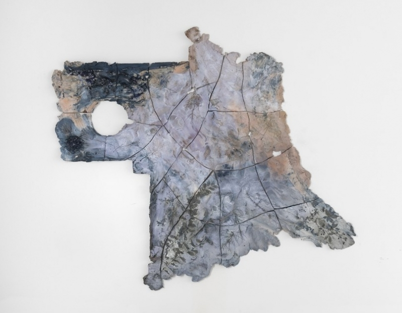 Brie Ruais at Craft Contemporary featured in Los Angeles Times