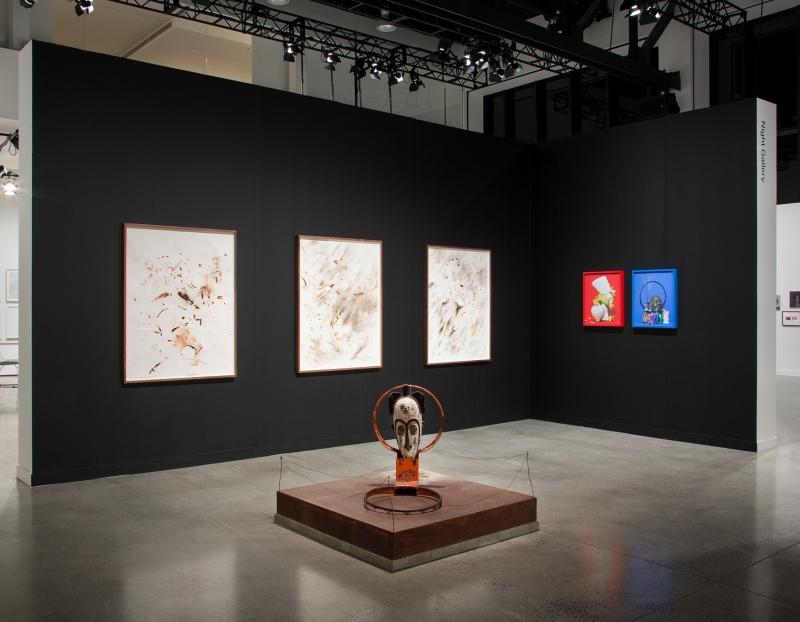 """Awol Erizku's Solo Booth Featured in Art in America's """"9 Things to See at Independent Art Fair 2020"""""""