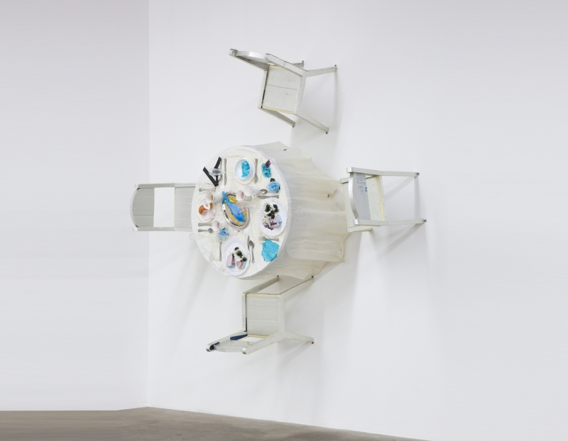 """Samara Golden's """"Missing Pieces from a Fall of Corners #2"""" Acquired by the Hammer Museum"""