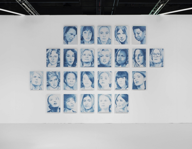 """Night Gallery Featured in Artsy's """"10 Best Booths of the Armory Show 2020"""""""