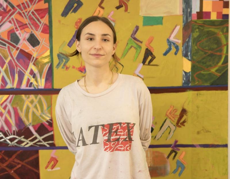 "Marisa Takal featured in LA Weekly's ""Meet the Artist Mondays"""
