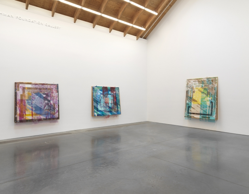 """Tomashi Jackson's exhibition """"The Land Claim"""" Reviewed in Hyperallergic"""