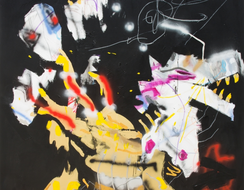 """Robert Nava's painting """"Untitled"""" Acquired by the Institute of Contemporary Art, Miami"""
