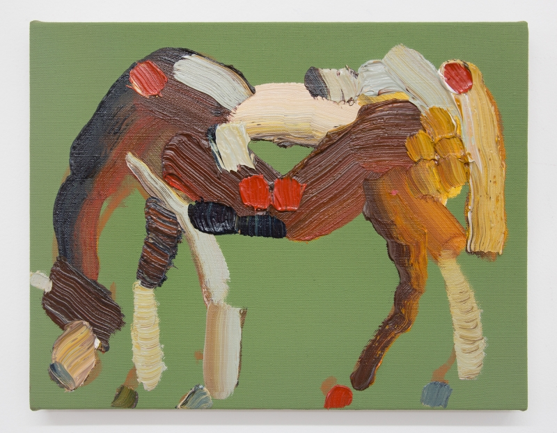"""Andy Woll's """"Strange Animal"""" at Denny Dimin Gallery"""