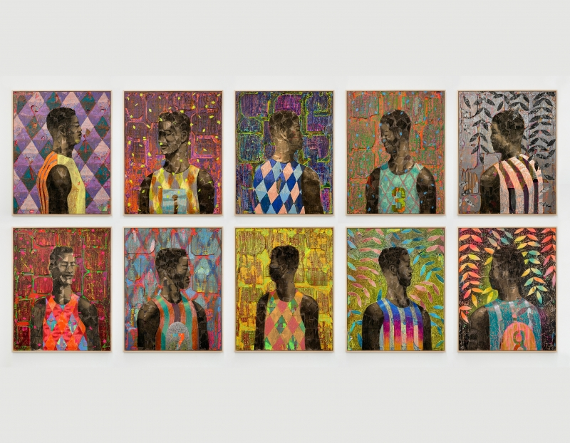Night Gallery at Frieze New York Featured in Artsy