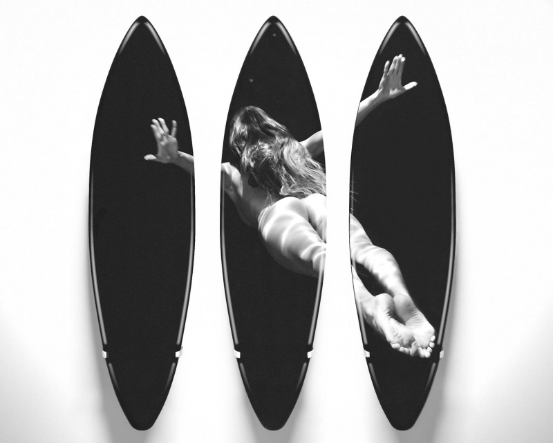 Sculptural Forms - Surfboards