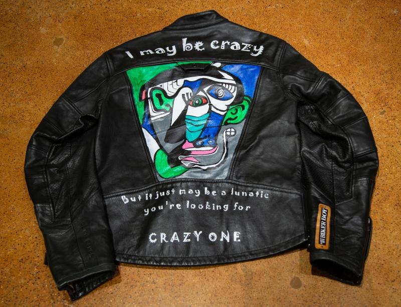 """Crazy One"" Jacket"