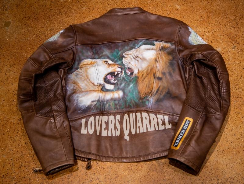 """""""Lovers Quarrel"""" Jacket"""