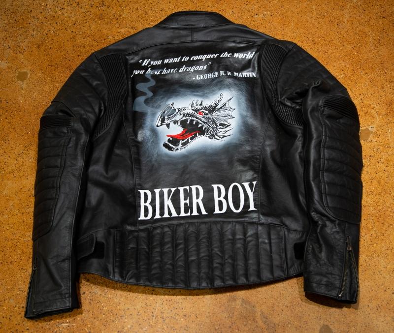 """Biker Boy"" Jacket"