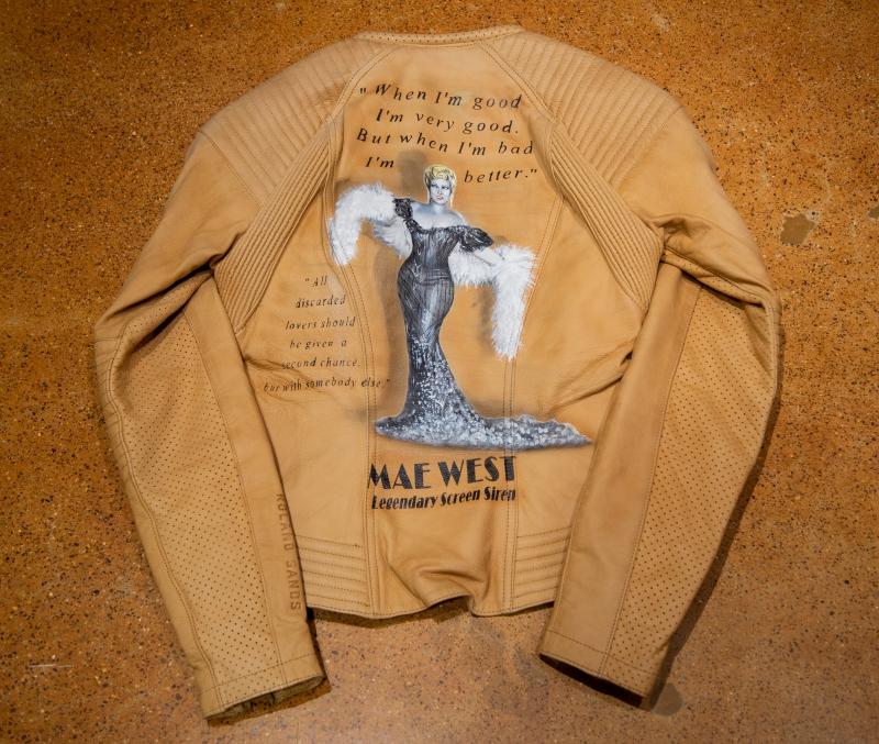 """""""Mae West"""" Jacket"""