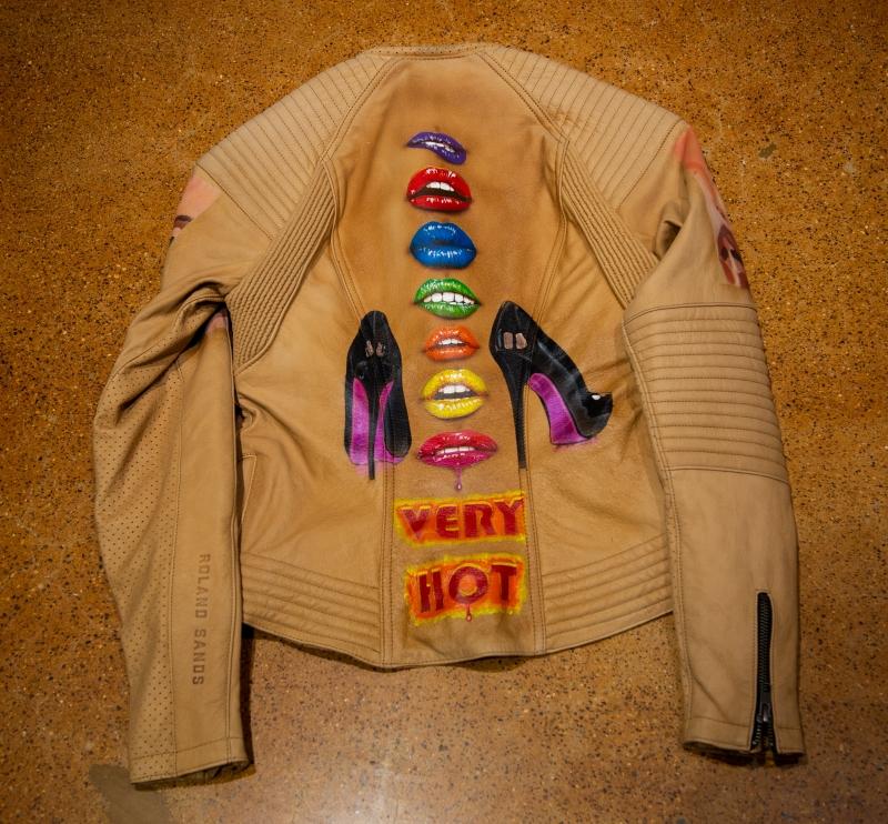 """""""Very Hot"""" Jacket"""