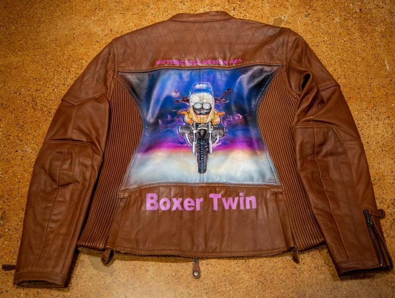 """""""Boxer Twin"""" Jacket"""