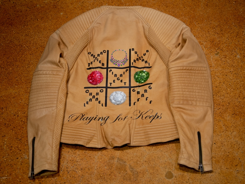 """""""Playing for Keeps"""" Jacket"""