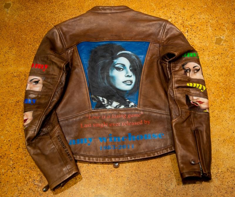 """""""Amy Winehouse"""" Jacket"""