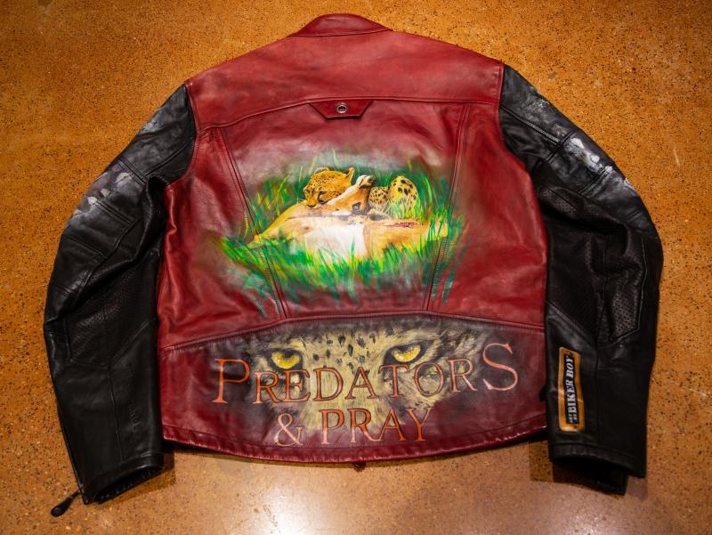"""Predators & Pray"" Jacket"