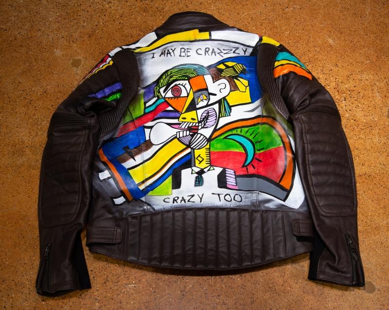 """""""Crazy Too"""" Jacket"""
